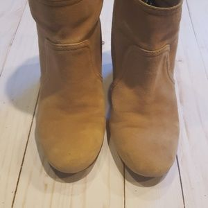 Tory Burch Shoes - Tory Burch Sz 8.5 suede boots
